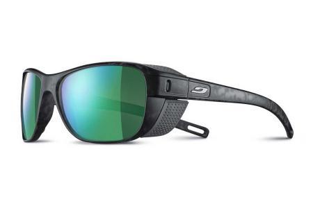 Julbo Camino J5011120 Schildpatt Grau / Grün Sonnenbrille