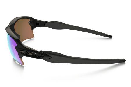Oakley Flak 2.0 XL OO9188-05 Polished Black Prizm™ Golf