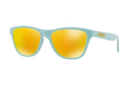 Oakley Frogskins XS OJ9006-06 Fire Iridium Sonnenbrille