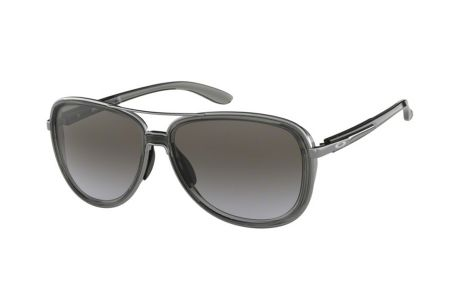 Oakley Split Time OO4129-01 Black Grey Gradient Sonnenbrille