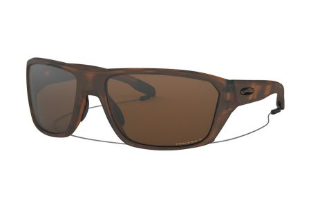Oakley Split Shot OO9416-03 Matte Brown Tortoise Prizm™ Tungsten Polarized