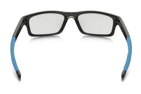 Oakley Crosslink Pitch OX 8037 - 54 Satin Black / Sky Blue 01 Brille