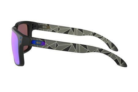 Oakley Holbrook OO9102-H0 Prizm Sapphire Polarized Sonnenbrille