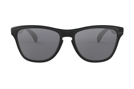 Oakley Frogskins XS OJ9006-01 Polished Black / Grey