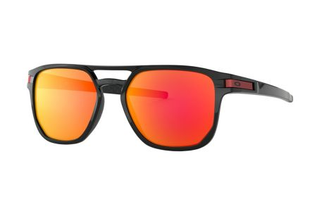 Oakley Latch Beta OO9436-07 Prizm Ruby Sonnenbrille