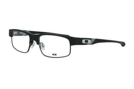 Oakley Yarddog II OX 1093 - 53 Satin Black / Dark Grey 01 Brille