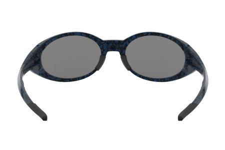 Oakley Eye Jacket Redux OO9438-02 Positiv Red Iridium Sonnenbrille