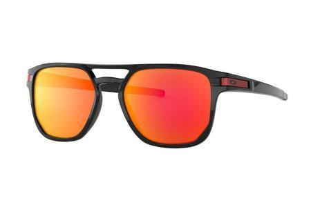 Oakley Latch Beta OO9436-07 Prizm Ruby Sonnenbrille