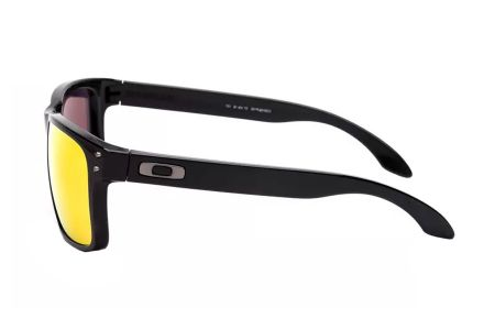 Oakley Holbrook OO9102-F1 Prizm Ruby Polarized Sonnenbrille