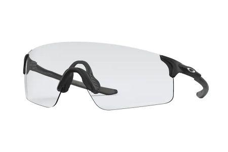 Oakley Evzero Blades OO9454-09 Clear/ Black Iridium Photochromatic Sonnenbrille Schutzbrille