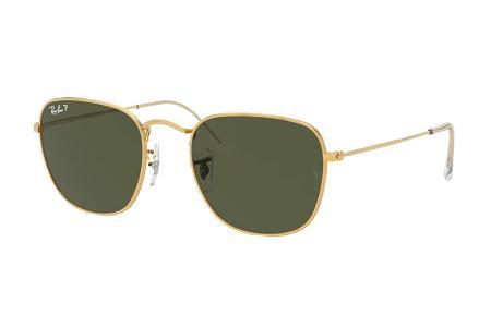 Ray-Ban 3857 Frank 919658 Legend Gold Polarized Sonnenbrille