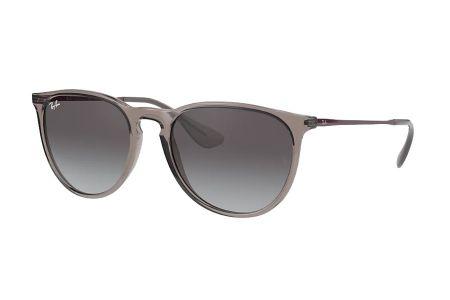Ray-Ban 4171 Erika 65138G Transparent Grey Sonnenbrille