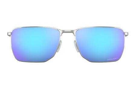 Oakley Ejector OO4142-12 Satin Black Prizm Sapphire Sonnenbrille