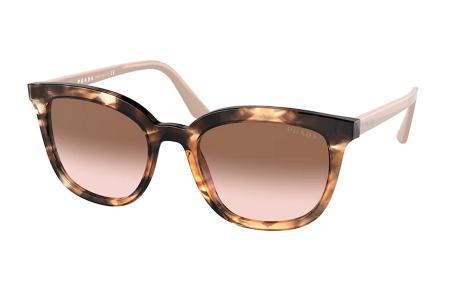 Prada 03XS-07T0A6 Caramel Tortoise Sonnenbrille