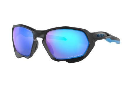 Oakley Plazma OO9019-08 Prizm Sapphire Polarized Sonnenbrille