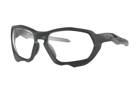 Oakley Plazma OO9019-05 Matte Carbon Photochromic Sonnenbrille