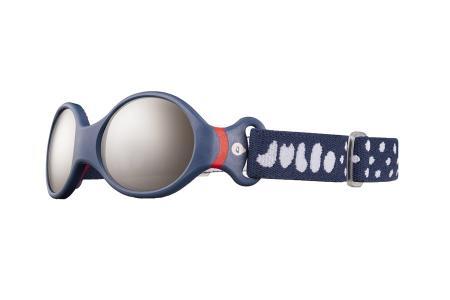 Julbo Loop S J5322337 Dunkelblau / Rot Sonnenbrille