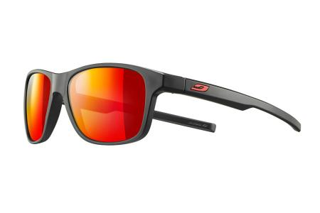 Julbo Cruiser J5221114 Schwarz Matt / Rot Sonnenbrille
