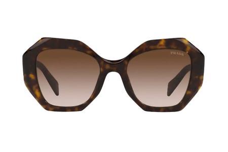 Prada 16WS 2AU-6S1 Brown Tortoise Sonnenbrille