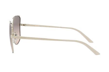 Prada 60XS 07B-4K0 Gold / Matt Pink Sonnenbrille