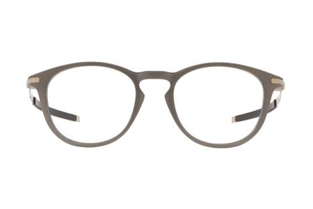 Oakley Pitchman R 8105-13 Satin Grey / Gold Brille