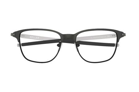 Oakley Seller 3248-01 Powder Coal Black Brille