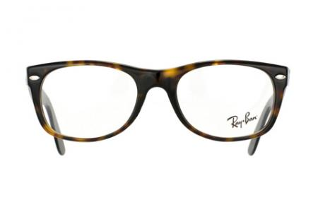 Ray-Ban new Wayfarer RX 5184 Dark Havana 2012, 52