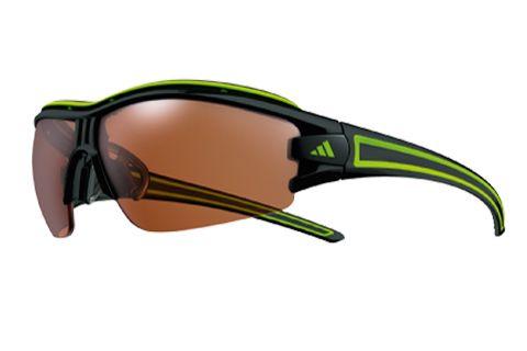 Image of adidas Evil Eye Halfrim Pro L a167 6050 shiny black/green