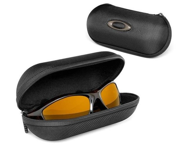 Image of Oakley Large Soft Vault Black OO07-025